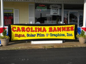 Carolina Banner Sign Shop